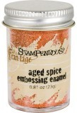 Aged Embossing Powder Spice