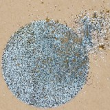 Aged Embossing Powder Aqua