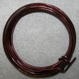 Wire 12 Gauge Aluminum Wire Brown