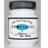 Jacquard Neopaque Acrylic Paint White